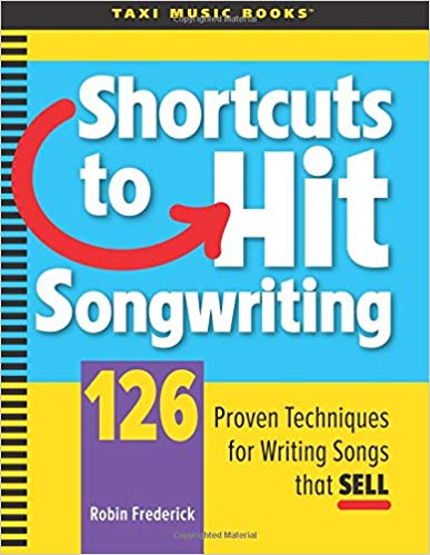 Hit Songwriting Book With 126 Proven Techniques For Writing Songs