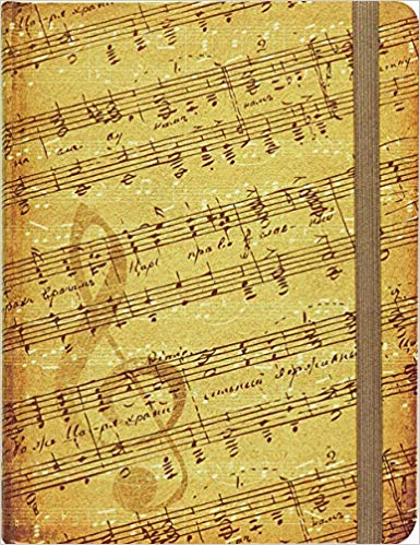 Classic Songwriting Notebook To Make Your Song Collection Exclusive